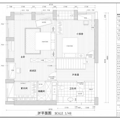 简 | 看挑高40平米小户型如何扩大空间_3682705