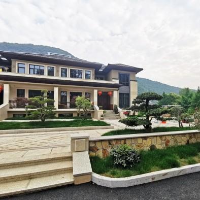 浙江湖洲别墅设计