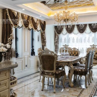 500平方米的欧式风格别墅_3688748