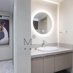 素言170㎡现代—卫生间图片