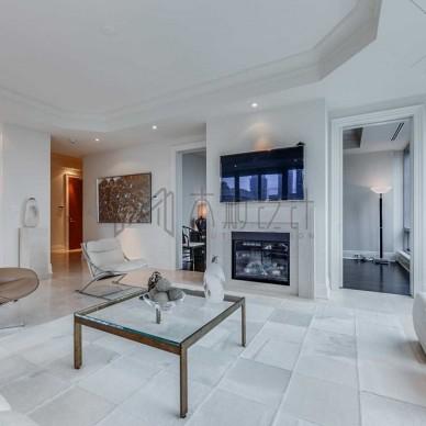 現代簡歐—客廳圖片