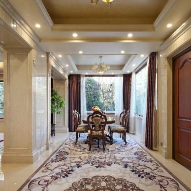 古典欧式的奢华与温馨--长江国际_3691755