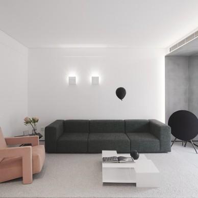 素胚静舍—客厅图片