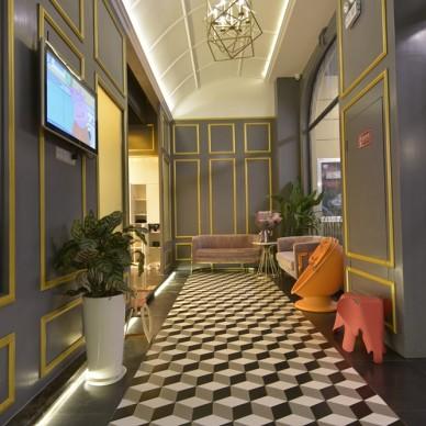 【禾集设计】江阴首家亲子餐厅|喜乐堡_3694457