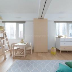 香港中半山恒柏園—兒童房圖片