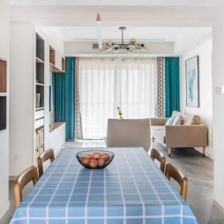 南通遇一设计丨梦想之家丨120㎡遇见北欧_3697260