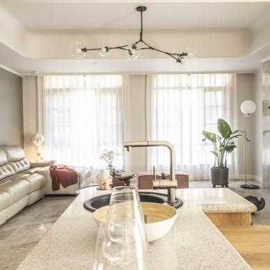 溫潤陽光的暖閣—客廳圖片