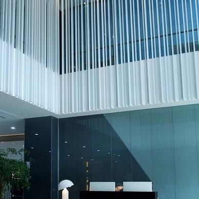 杭州办公楼大厅改造_3699541