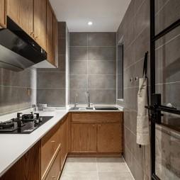 53平现代简约—厨房图片
