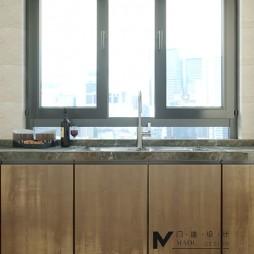 130平现代简约—厨房图片