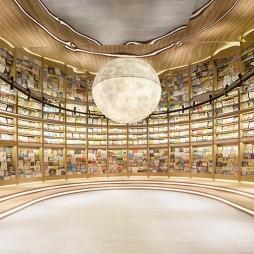 2019年中国最美书店——图书存放处