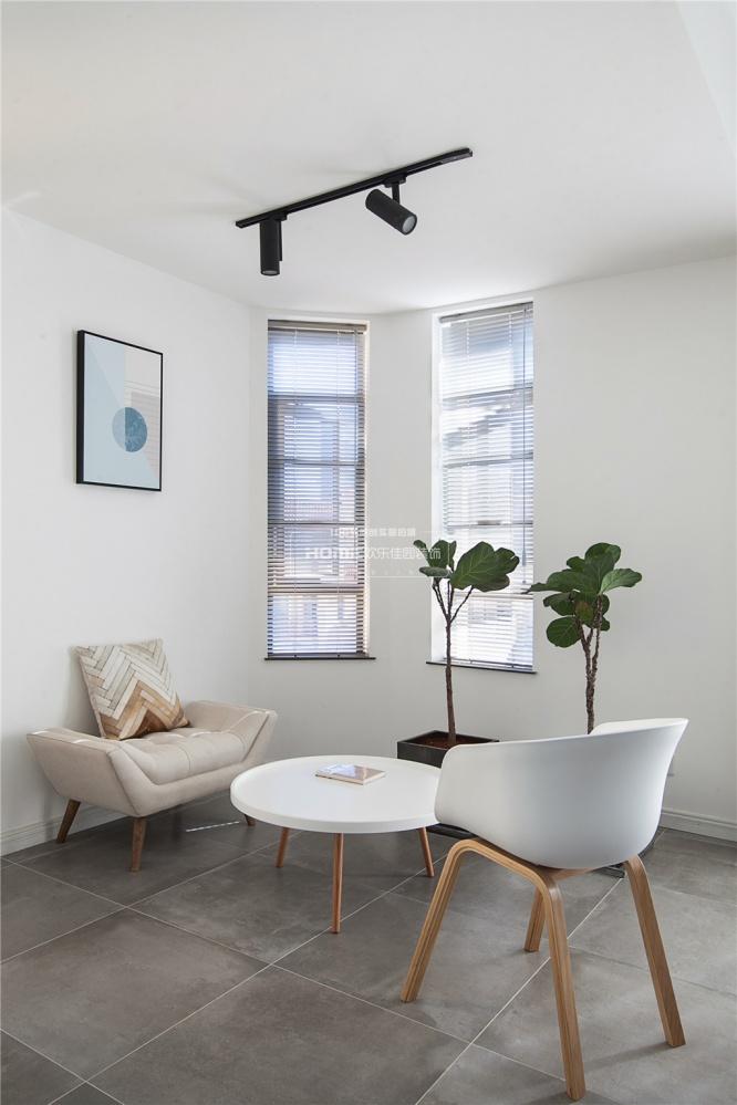 极简主义男士公寓,向往的生活无需过多装饰功能区现代简约功能区设计图片赏析