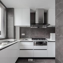 120平米现代简约—厨房图片