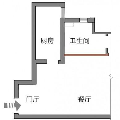 """""""凹""""型墙,设计师户型改造的破局绝招_3705262"""