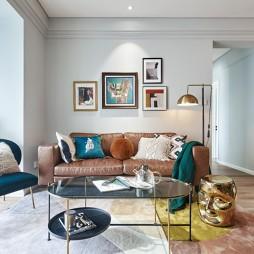 复古西洋风:沙发背景墙图片
