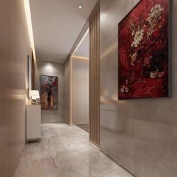 现代简约公寓_3705787