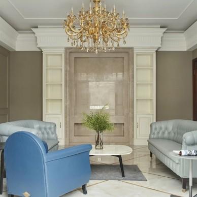 風華絕代,優雅端莊的高貴—客廳圖片