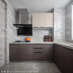 82平米现代简约—厨房图片