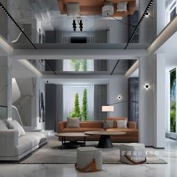 筑道设计丨华府庄园 现代风格_3708040