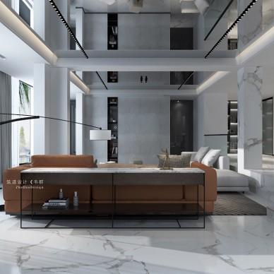 筑道设计丨华府庄园 现代风格_3708042