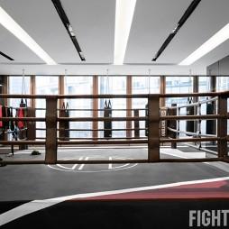 世界·重回外滩—拳击训练区图片