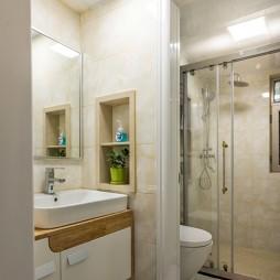 103平米现代简约—卫生间图片