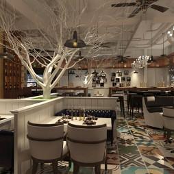 西餐厅设计_3711479
