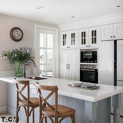 【桃弥设计】——【橡树湾C1】—厨房图片