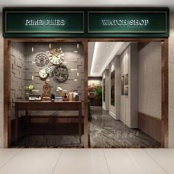 鐘表店—門口圖片