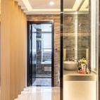 简单且有质感的家庭空间_3714543