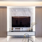 简单且有质感的家庭空间_3714585