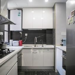大理石+KD板—厨房图片