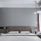 【尺子室内设计】日光倾城—卧室设计图