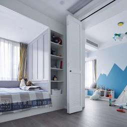 【尺子室内设计】日光倾城—儿童房设计图