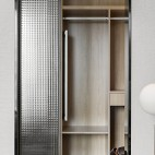 合肥1890设计|高级灰住宅里的一抹暖意_3715701