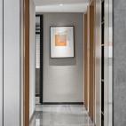 合肥1890设计|高级灰住宅里的一抹暖意_3715703