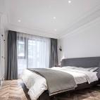 120平米混搭潮流—卧室设计图