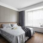 133平米现代简约—卧室图片