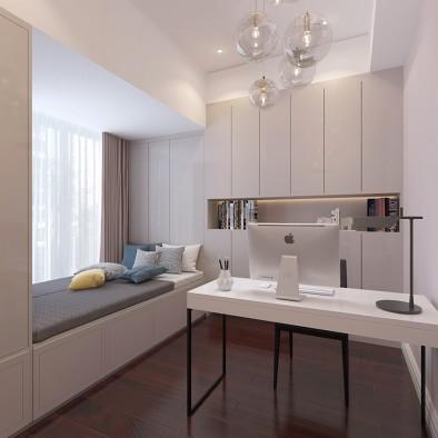 轻奢简约的生活空间 / 住宅空间