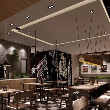 餐饮空间设计_3718006