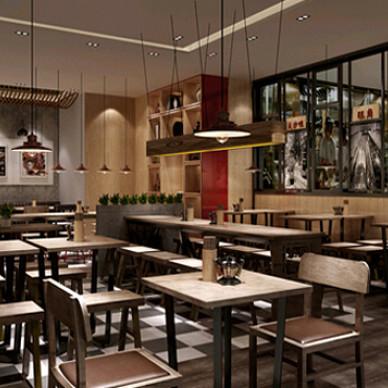 餐饮空间设计_3718007