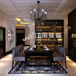 哈尔滨江南装饰公司盛和天下欧式风格装修_3721222