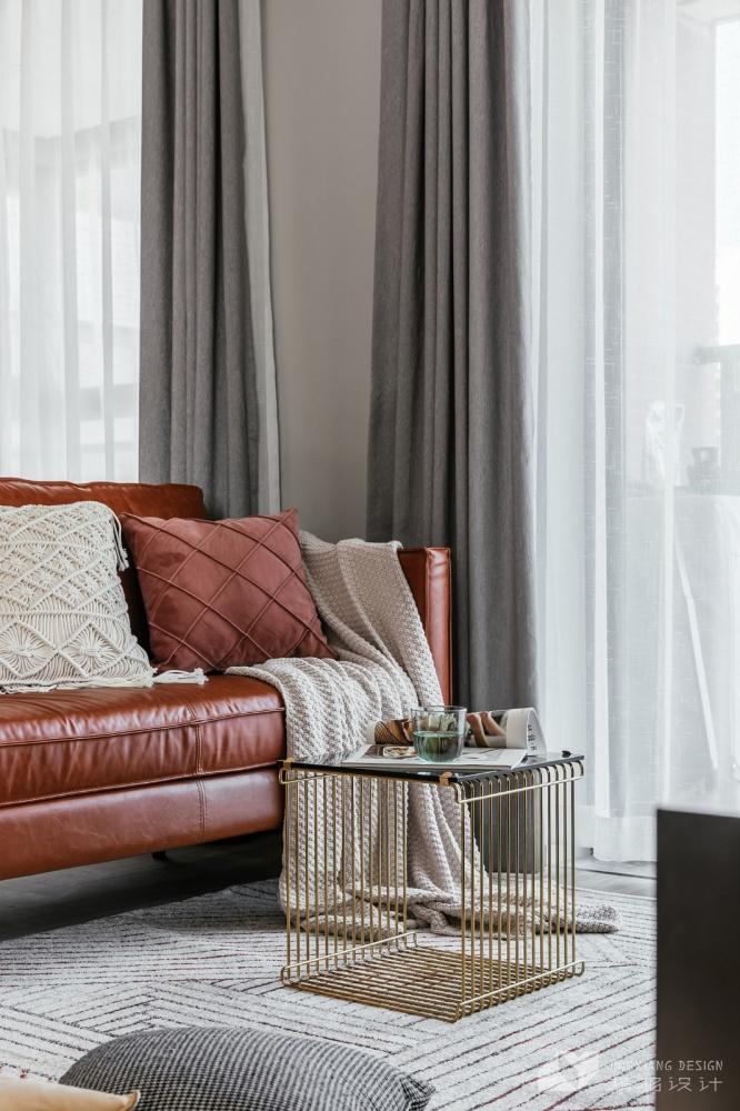 打通2套小公寓,获得舒适的生活大空间卧室北欧极简卧室设计图片赏析