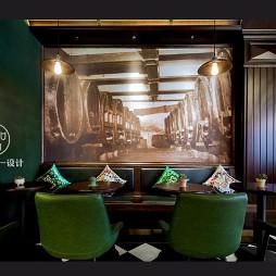 青啤  麦香咖啡馆(实景)——座位区图片