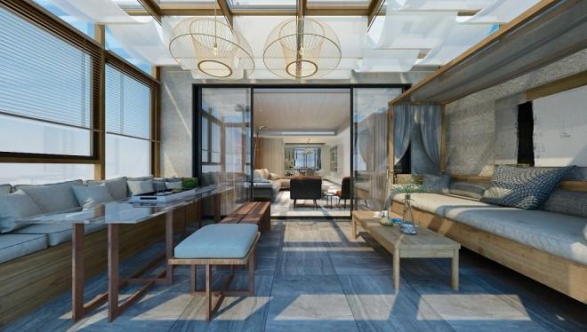 超大客廳陽光房是怎麽樣的體驗?