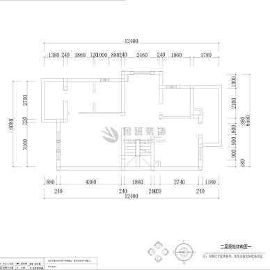 宝格丽小镇260平米别墅欧式风格装修设计_3728645
