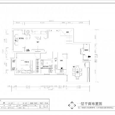 增源航都绿洲180平米复式新房简约风格_3728657