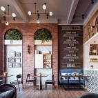 广西贺州钟山彰泰城咖啡厅——店内环境图片
