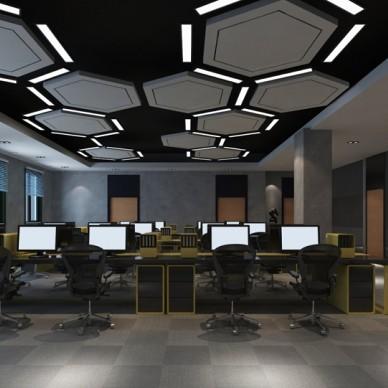 上海科东自控办公空间设计方案_3733249