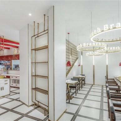 南枝记新派港式餐厅——店内环境图片